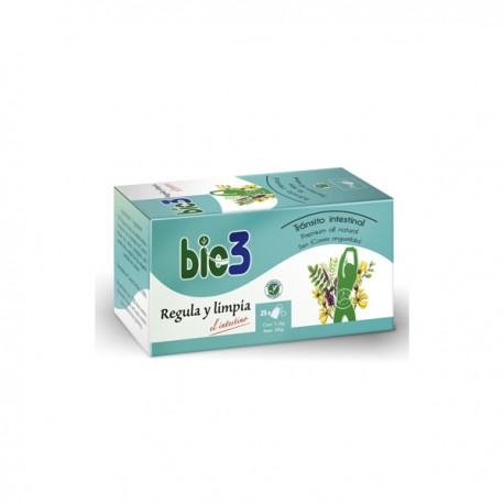 BIO3 TRANSITO INTESTINAL 25 FILTROS