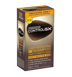 CONTROL GX REDUCTOR DE CANAS 2 EN 1 CHAMPU Y ACO