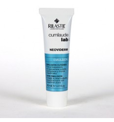 RILASTIL CUMLAUDE LAB: NEOVIDERM EMULSION  30 ML